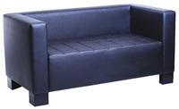 офисный диван Кристалл трехместный